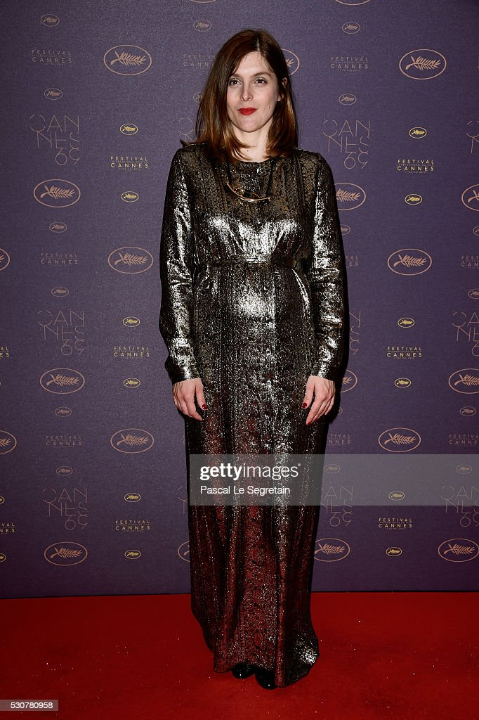 Valerie Donzelli arrives at the Opening Gala Dinner during the 69th Annual Cannes Film Festival on May 11 2016 in Cannes France