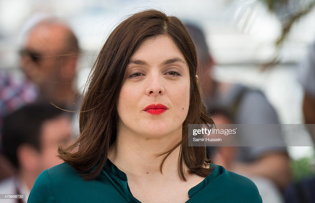 Valerie Donzelli attends the 'Marguerite Julien' Photocall during the 68th annual Cannes Film Festival on May 19 2015 in Cannes France