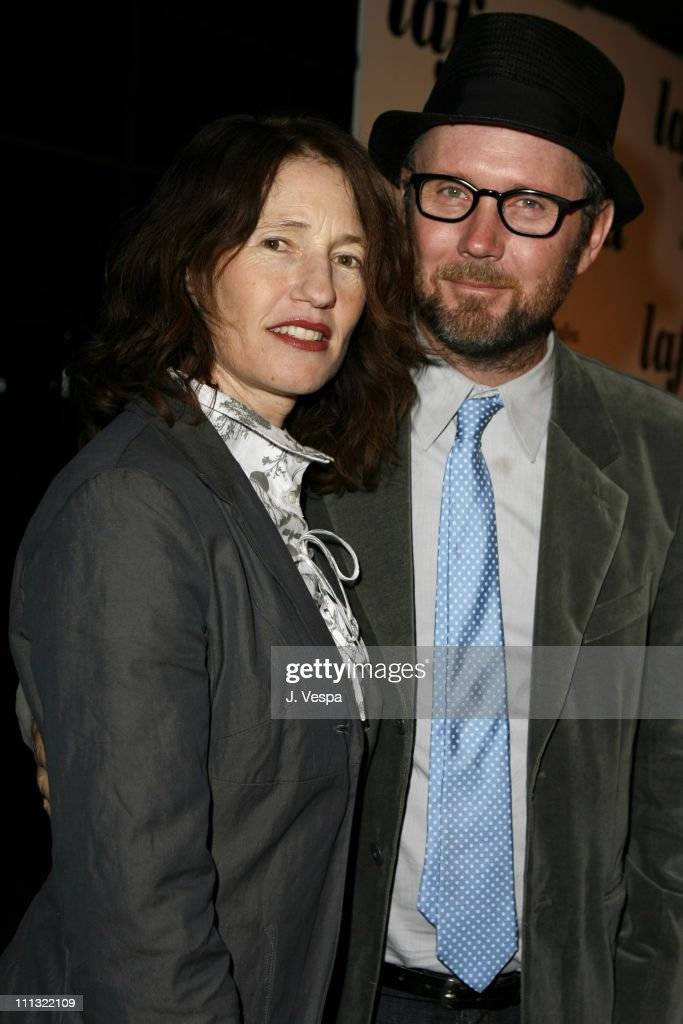 Valerie Faris and Jonathan Dayton during The 32nd Annual Los Angeles Film Critics Association Awards Red Carpet in Century City California United...