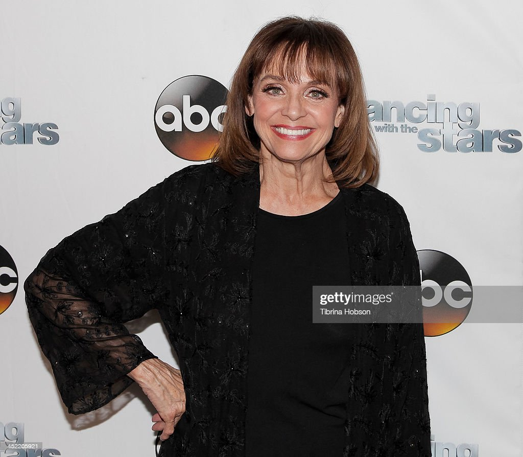 <a gi-track='captionPersonalityLinkClicked' href=/galleries/search?phrase=Valerie+Harper&family=editorial&specificpeople=206853 ng-click='$event.stopPropagation()'>Valerie Harper</a> attends the 'Dancing With The Stars' wrap party at Sofitel Hotel on November 26, 2013 in Los Angeles, California.