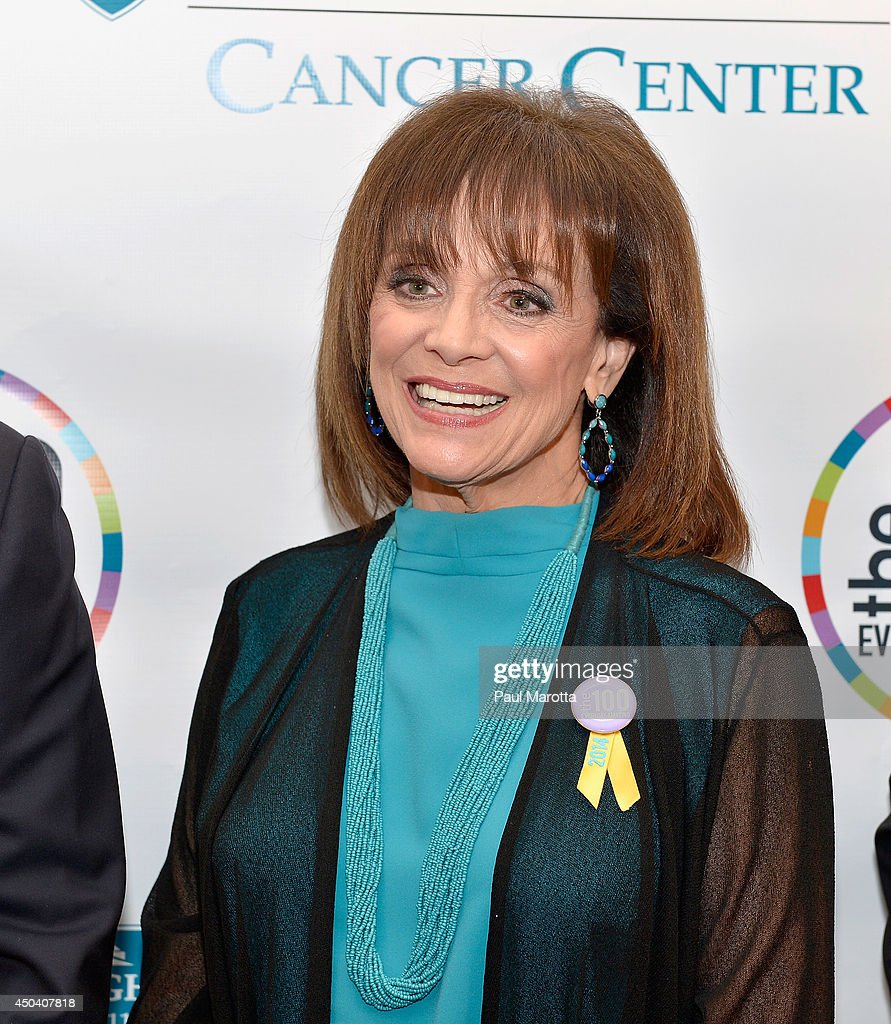 <a gi-track='captionPersonalityLinkClicked' href=/galleries/search?phrase=Valerie+Harper&family=editorial&specificpeople=206853 ng-click='$event.stopPropagation()'>Valerie Harper</a> attends the Mass General Hospital Cancer Center's 7th annual 'the one hundred' Event at the Westin Boston Waterfront Hotel on June 10, 2014 in Boston, Massachusetts.