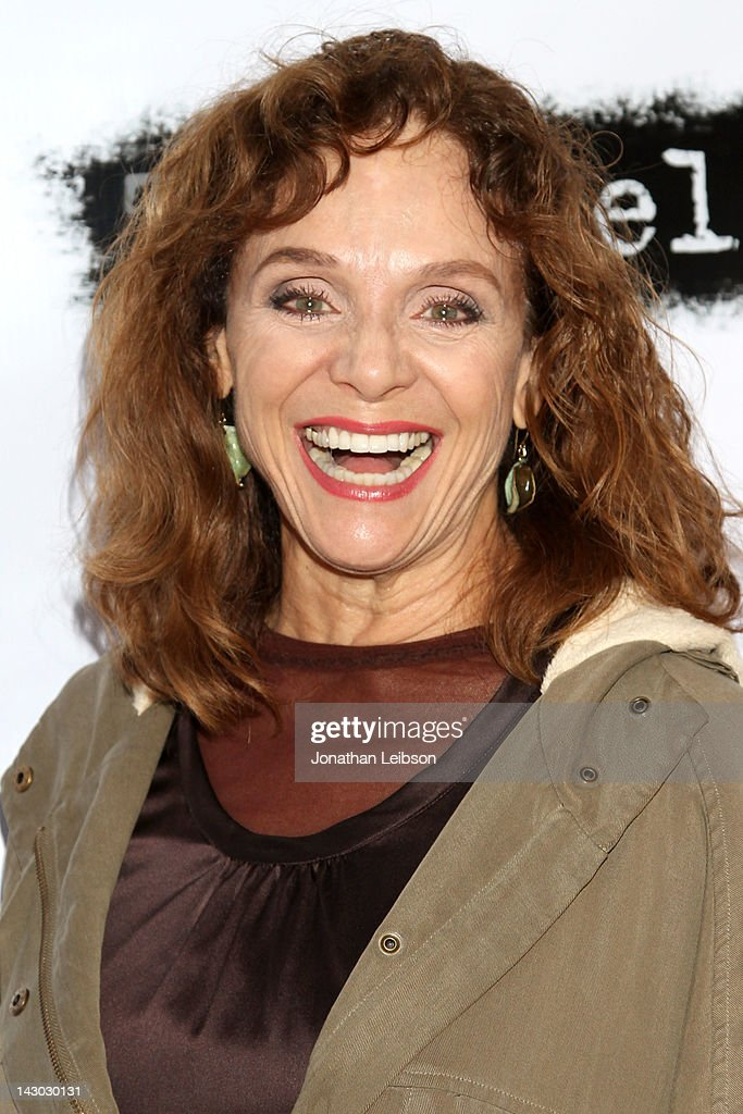 Valerie Harper attends the 'The Fields' World Premiere From Breaking Glass Productions Starring Cloris Leachman And Tara Reid at Laemmle's Music Hall Theatre on April 17, 2012 in Beverly Hills, California.