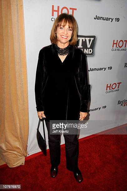 Valerie Harper attends TV Land's 'Hot In Cleveland' And 'Retired At 35' Premiere Party at Sunset Tower on January 10 2011 in West Hollywood California