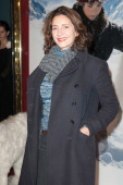 Valerie Karsenti French television film stage and voice actress attends the 'Belle Et Sebastien' Paris Premiere at Le Grand Rex on November 17 2013...