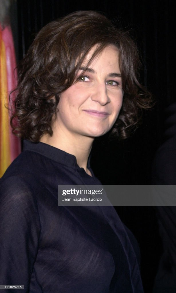 Valerie Lemercier during SACEM Music Awards Ceremony 'Grands Prix 2002' Paris at SACEM in Paris France