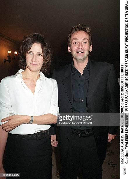 Valerie Lemercier 'Pierre Palmade' 'Gerard Oury' film screening of 'La Grande Vadrouille' at the Garnier opera