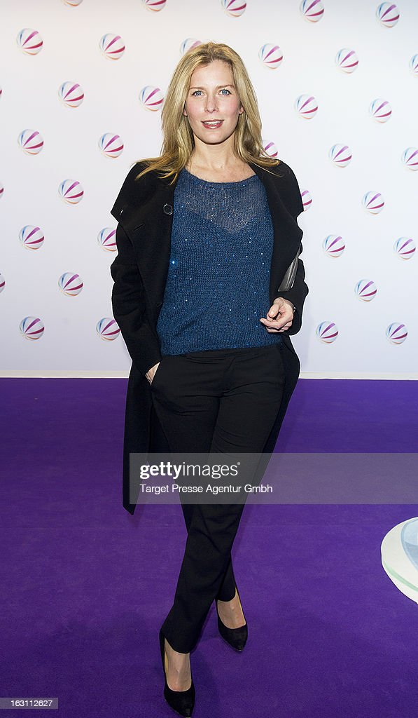 Valerie Niehaus attends the 'Der Minister' Photocall on March 4, 2013 at Delphi Filmpalast in Berlin, Germany.