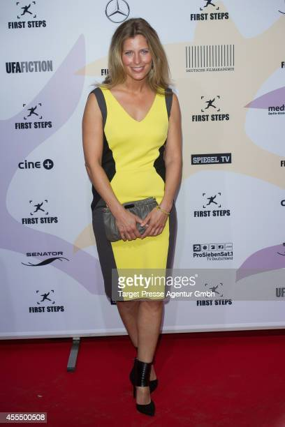 Valerie Niehaus attends the 'First Steps Award 2014' at Stage Theater on September 15 2014 in Berlin Germany