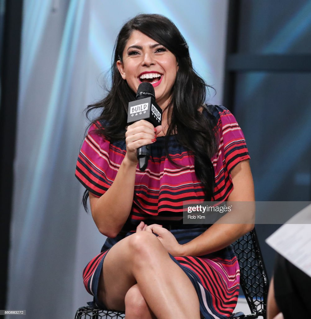 Valerie Ponzio attends the Build Series to discuss It's LIT!: A Night of Latinx Culture at Build Studio on October 12, 2017 in New York City.