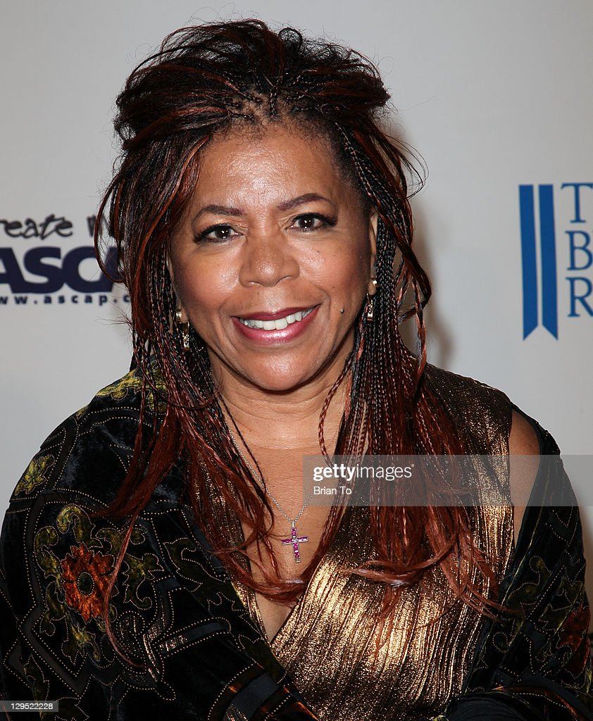 Valerie Simpson attends 'Love, Sweet Love' musical tribute to Hal David at Mark Taper Forum on October 17, 2011 in Los Angeles, California.
