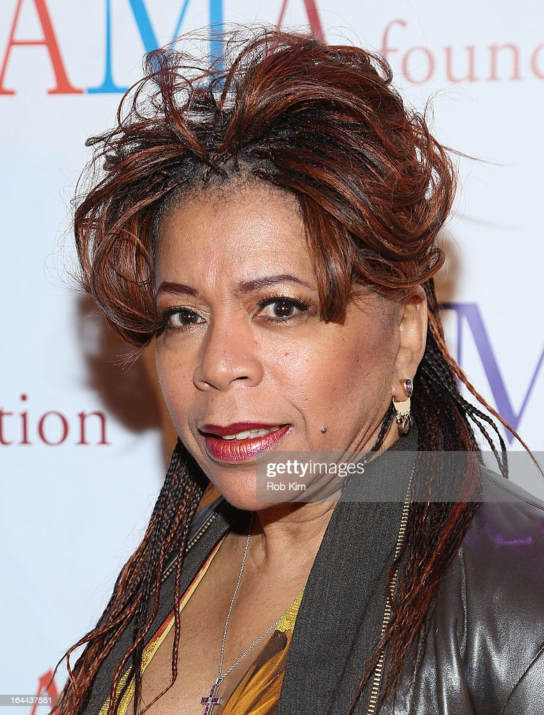 <a gi-track='captionPersonalityLinkClicked' href=/galleries/search?phrase=Valerie+Simpson+-+Recording+Artist&family=editorial&specificpeople=235722 ng-click='$event.stopPropagation()'>Valerie Simpson</a> attends 'Mama I Want To Sing' 30th Anniversary Gala Celebration at The Dempsey Theatre on March 23, 2013 in New York City.