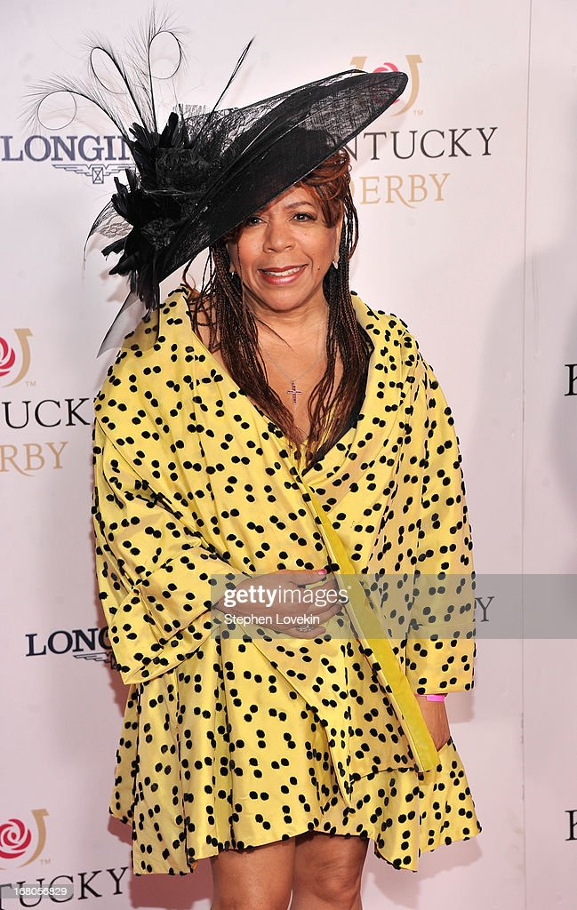 Valerie Simpson attends the 139th Kentucky Derby at Churchill Downs on May 4, 2013 in Louisville, Kentucky.