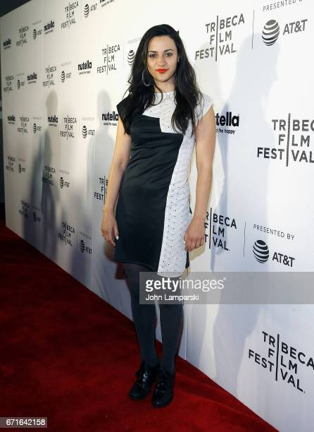 Valerie Steinberg attends Shorts Postcards during the 2017 Tribeca Film Festival at Regal Battery Park Cinemas on April 22 2017 in New York City
