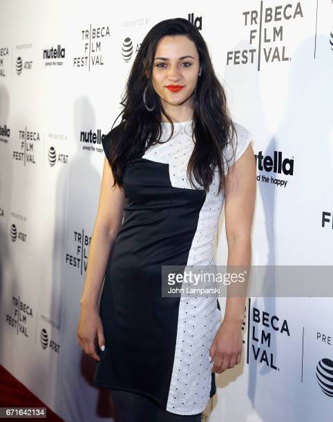 Valerie Steinbergattends Shorts Postcards during the 2017 Tribeca Film Festival at Regal Battery Park Cinemas on April 22 2017 in New York City