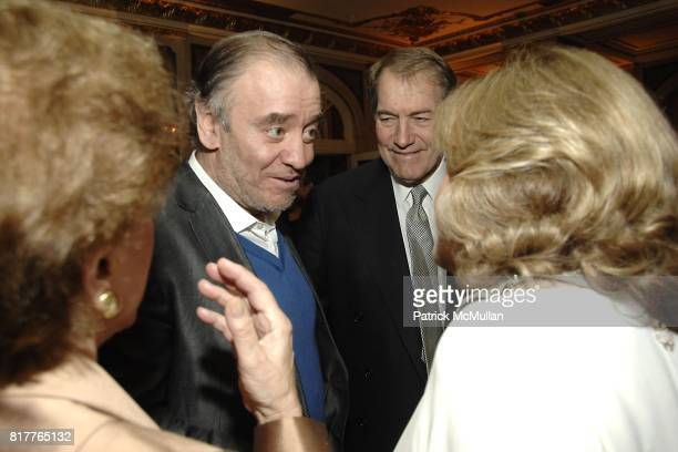 Valery Gergiev Charlie Rose attend White Nights Annual Benefit Celebrates The Mariinsky Theatre's 150th Anniversary and Looks to the Future at The...