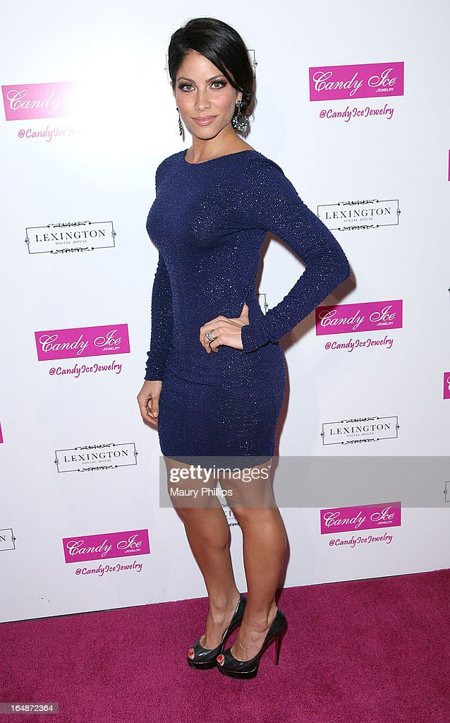 Valery Ortiz attends Fire & Ice Gala Benefiting Fresh2o at Lexington Social House on March 28, 2013 in Hollywood, California.