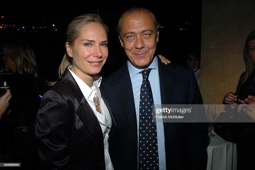 Valesca Guerrand Hermes and Fawaz Gruosi attend de Grisogono Sponsors The 2005 Wall Street Concert Series Benefitting Wall Street Rising with a...