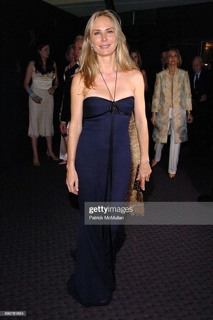 Valesca Guerrand Hermes attends Hermes and The School of American Ballet host the first annual 'An Enchanted Evening' Winter Gala at Frederick P Rose...