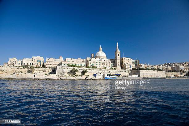 La Valletta porto a Malta
