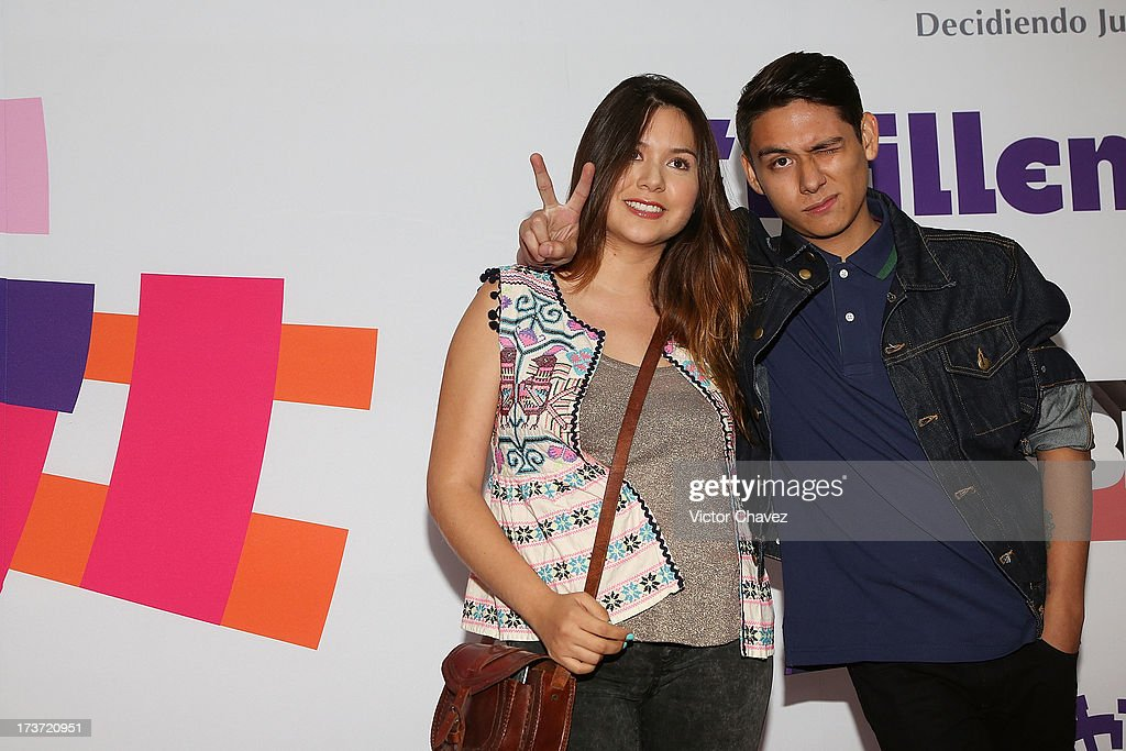 Valgur attend the MTV Millennial Awards 2013 at Foro Corona on July 16, 2013 in Mexico City, Mexico.