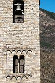 Iglésias románicas en el Valle de Boí
