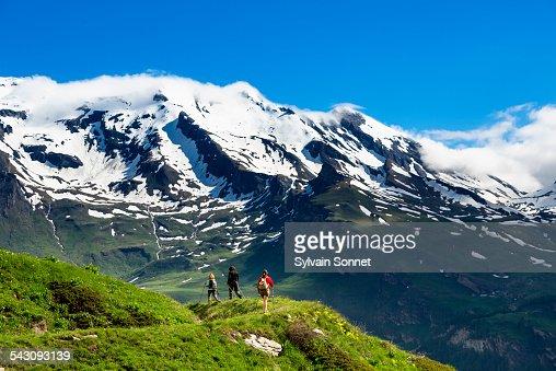 Valle D'Aosta, Valpelline Valley, hiking