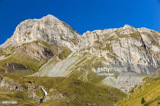 Valle de Ordiso in the National Park of Ordesa and Monte Perdido