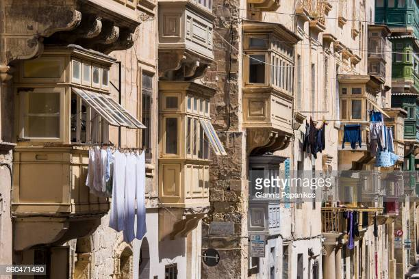 Valletta Traditional Houses