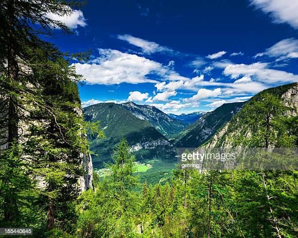 Valley und Berge