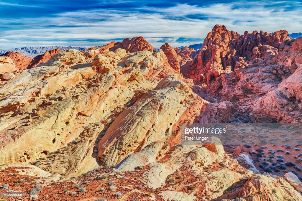 Valley of Fire State Park,Nevada,USA : Stock-Foto