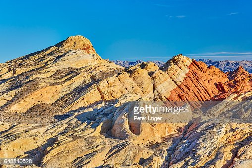 Valley of Fire State Park,Nevada,USA : Stock Photo