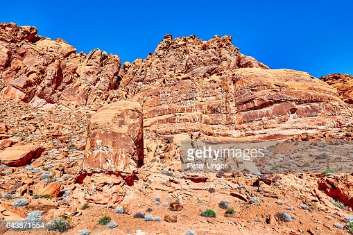 Valley of Fire State Park,Nevada,USA : ストックフォト