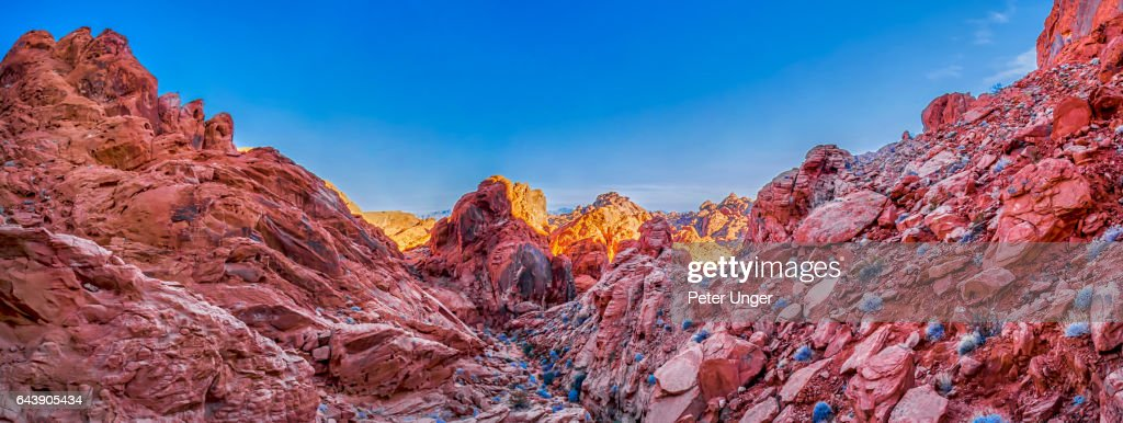 Valley of Fire State Park,Nevada,USA : Foto stock