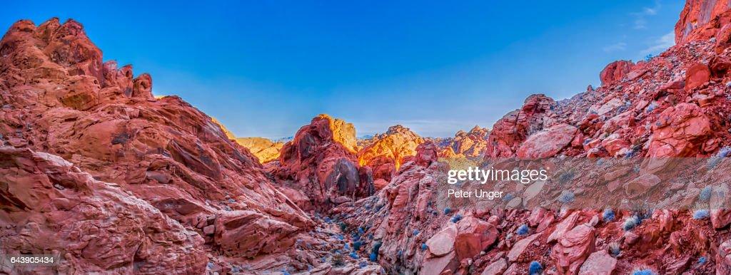 Valley of Fire State Park,Nevada,USA : Bildbanksbilder