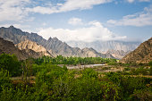 Valley of the Aras River
