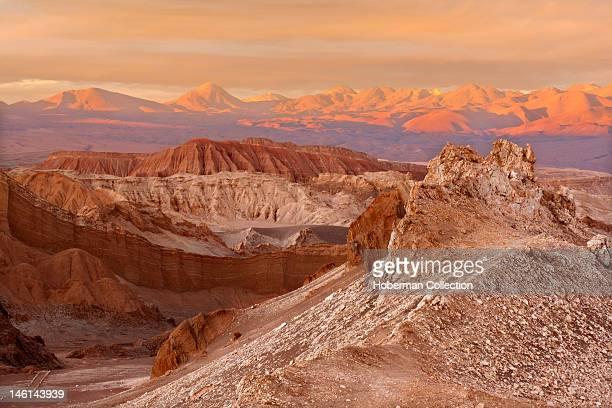 Valley of the Moon Atacama Desert