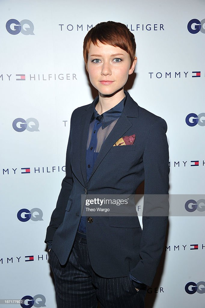 Valorie Curry attends the Tommy Hilfiger & GQ celebrate Men of New York at the 5th Avenue Flagship on November 29, 2012 in New York City.