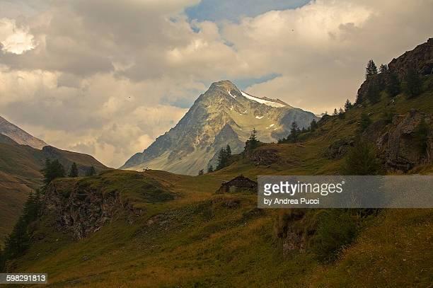 Valpelline, Valle D'Aosta, Italy