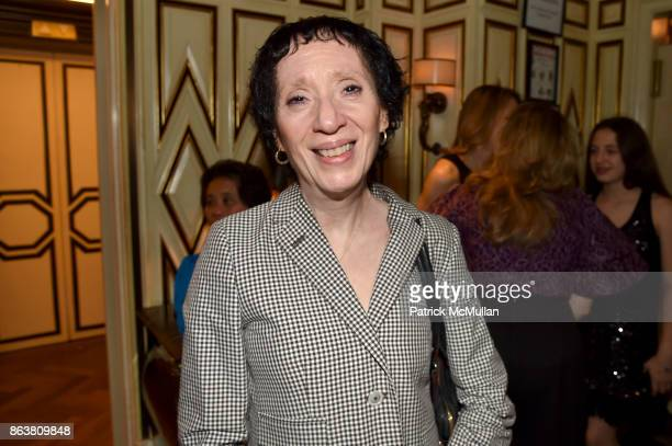 Valrie Riddick attend the launch of Second Bloom Cathy Graham's Art of the Table hosted by Joanna Coles and Clinton Smith at Bergdorf Goodman on...
