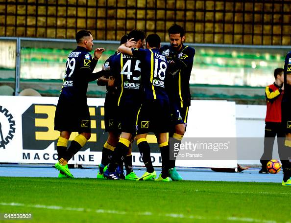 AC ChievoVerona v Pescara Calcio - Serie A : News Photo