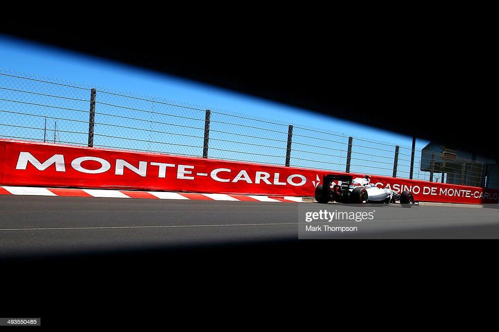 In Focus: Scenes from the Monaco GP