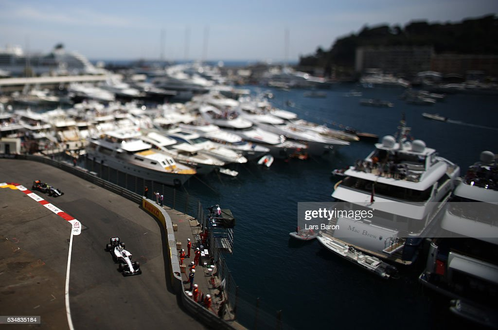 <a gi-track='captionPersonalityLinkClicked' href=/galleries/search?phrase=Valtteri+Bottas&family=editorial&specificpeople=8640136 ng-click='$event.stopPropagation()'>Valtteri Bottas</a> of Finland driving the (77) Williams Martini Racing Williams FW38 Mercedes PU106C Hybrid turbo on trackduring qualifying for the Monaco Formula One Grand Prix at Circuit de Monaco on May 28, 2016 in Monte-Carlo, Monaco.