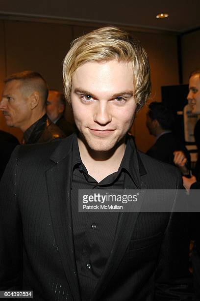 Van Hansis attends 17th Annual GLAAD Media Awards at Marriot Marquis on March 27 2006 in New York City