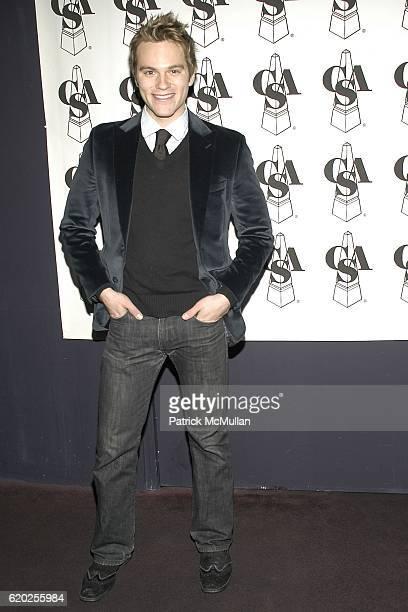 Van Hansis attends 24TH Annual Artios Awards at Caroline's on November 10 2008 in New York City