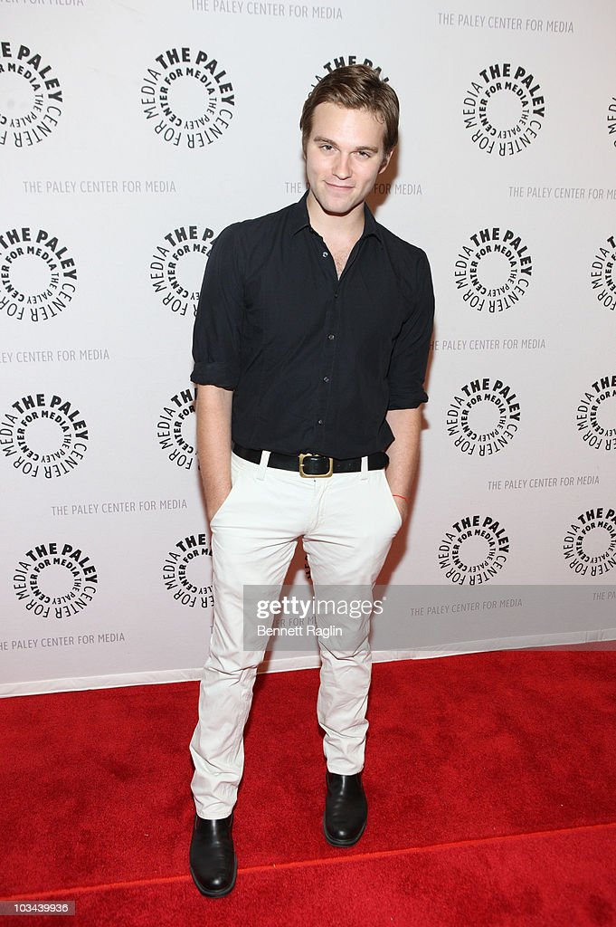 Van Hansis attends a farewell to cast of 'As The World Turns' at The Paley Center for Media on August 18, 2010 in New York City.