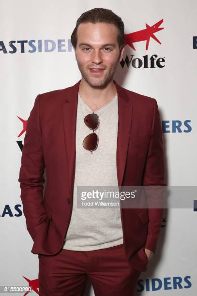Van Hansis attends the 'EastSiders' Premiere And After Party At Outfest on July 15 2017 in Los Angeles California