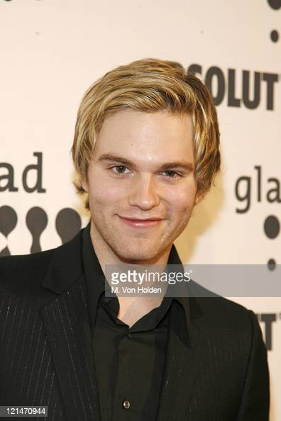Van Hansis during The 17th Annual GLAAD Media Awards at Marriott Marquis Hotel Times Square in New York New York United States