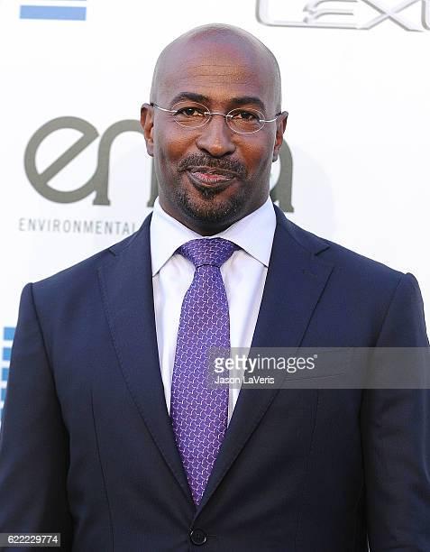 Van Jones attends the 26th annual EMA Awards at Warner Bros Studios on October 22 2016 in Burbank California