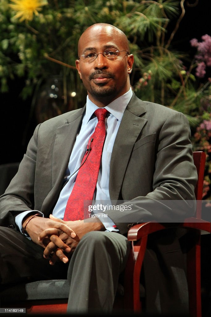 <a gi-track='captionPersonalityLinkClicked' href=/galleries/search?phrase=Van+Jones&family=editorial&specificpeople=5401058 ng-click='$event.stopPropagation()'>Van Jones</a> attends the Newark Peace Education Summit at New Jersey Performing Arts Center on May 14, 2011 in Newark, New Jersey.