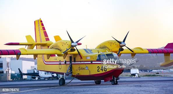 Van Nuys Airport on December 07 2016 in Van Nuys California
